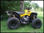 Can AM RENEGADE 1000 V-Twin